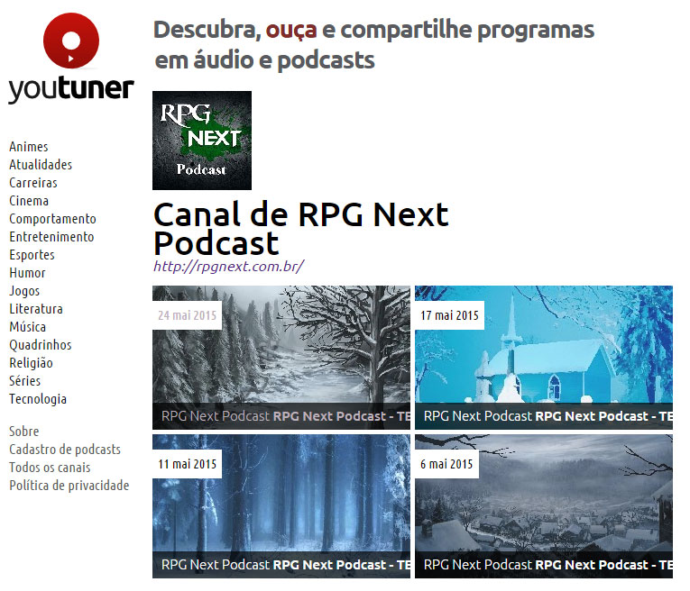YouTuner-RPGNext-Canal
