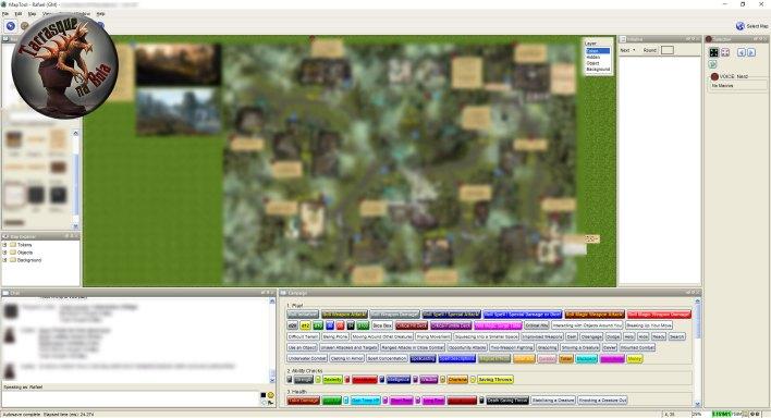 10-Mais um mapa no Maptool
