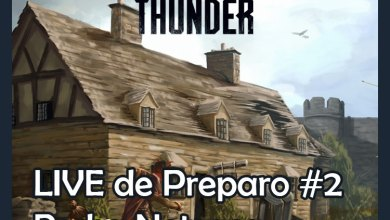 Photo of Pedra Noturna – LIVE de Preparo #2 – D&D 5e no Roll20 | Storm King's Thunder