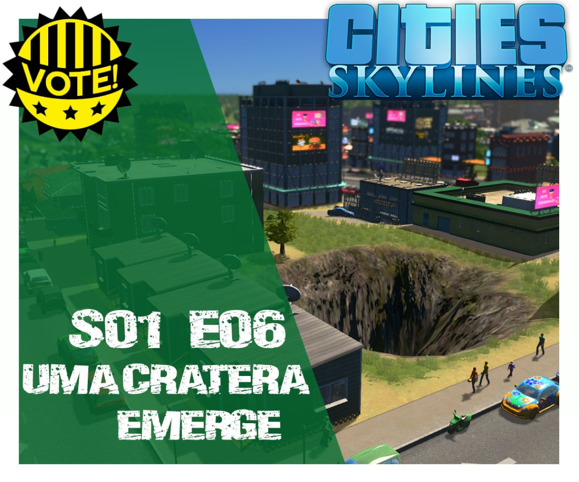 Cities Skylines S01EP06