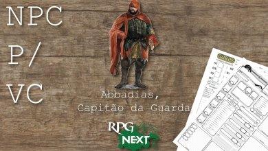 Photo of Abbadias, o Capitão da Guarda