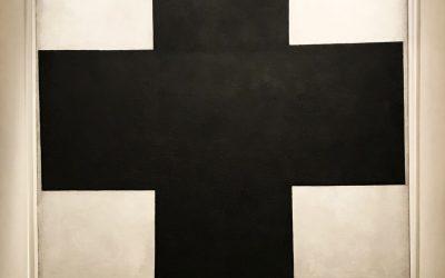 Evolución en negro, de Malévich – Juan Saunier