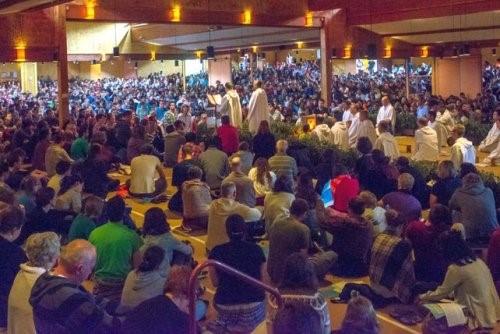 Semana de reflexión para jóvenes en Taizé –