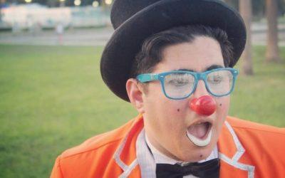 Disonante, subversivo y divergente – Baduel Clown