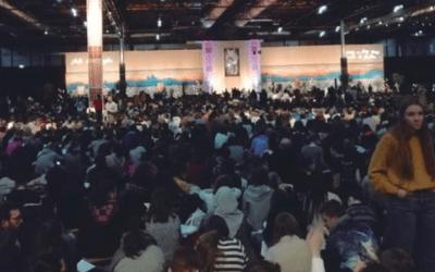 DESDE EL ENCUENTRO DE TAIZÉ EN MADRID – Ana Guerrero