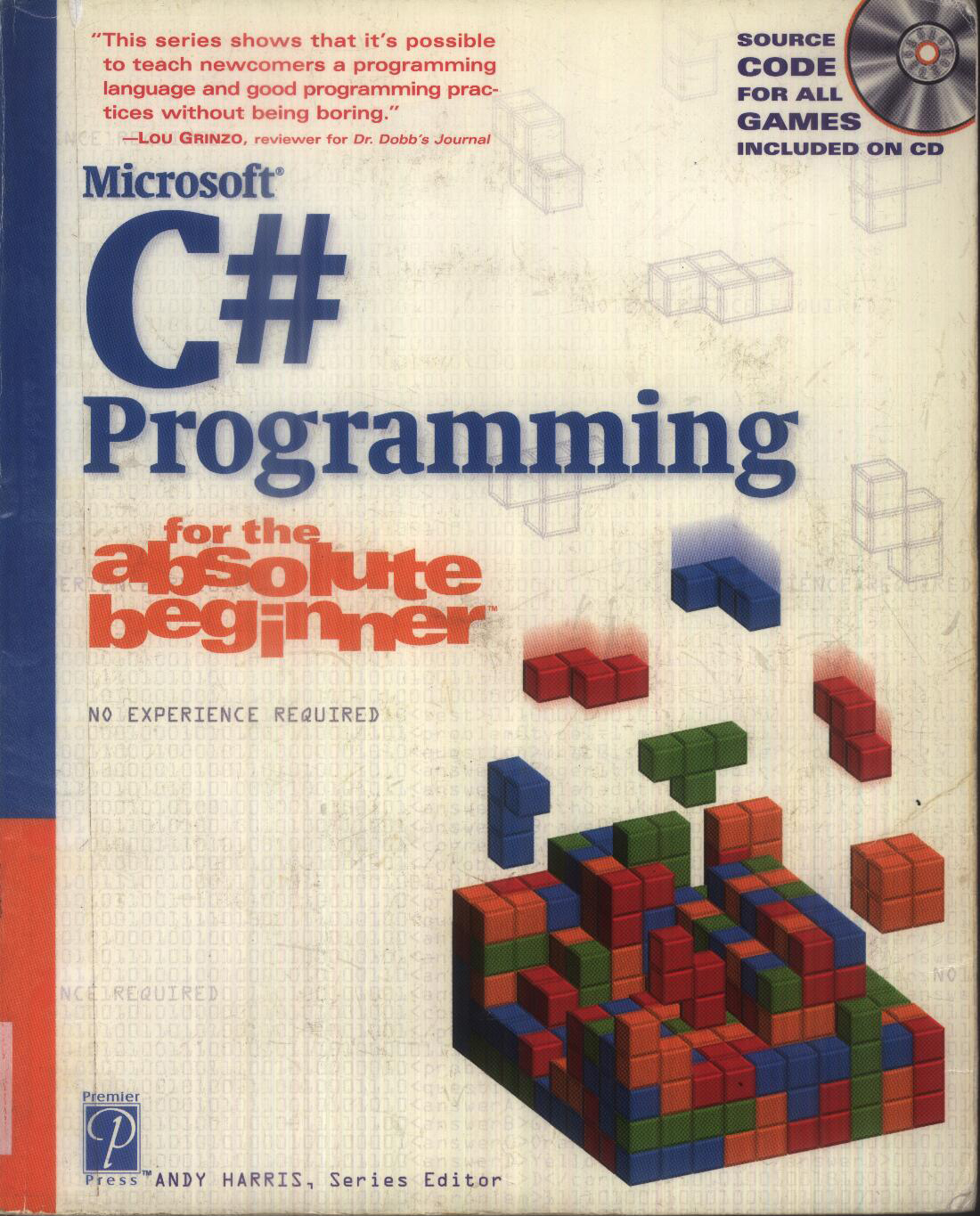 Microsoft C Programming For The Absolute Beginner By Andy