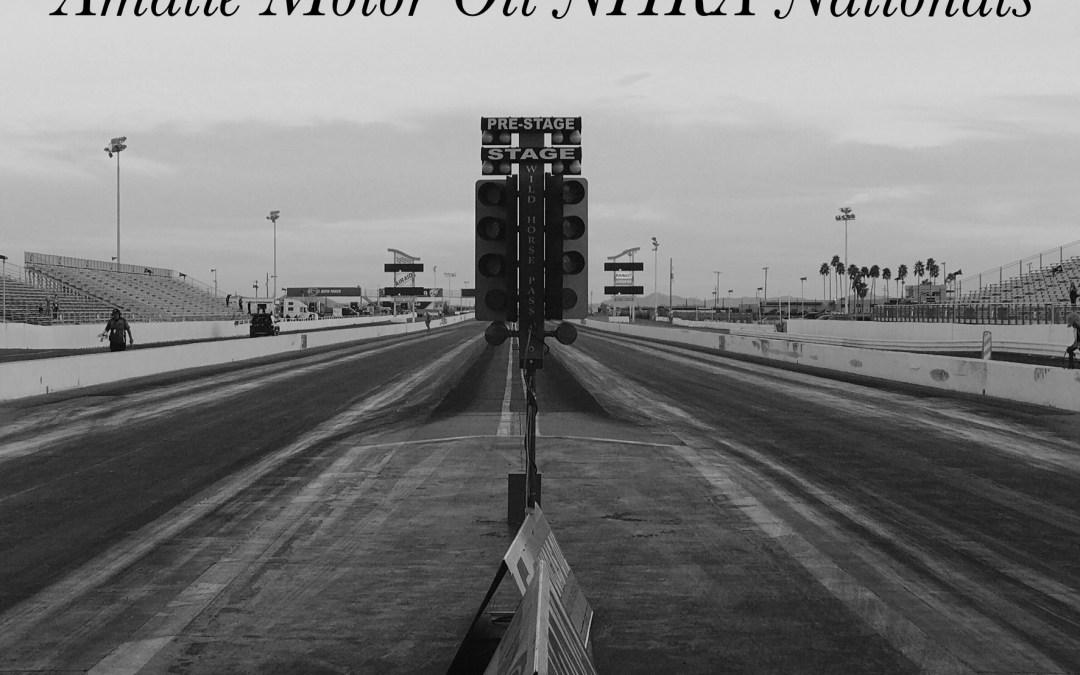 Amalie Motor Oil NHRA Gatornationals Race Report