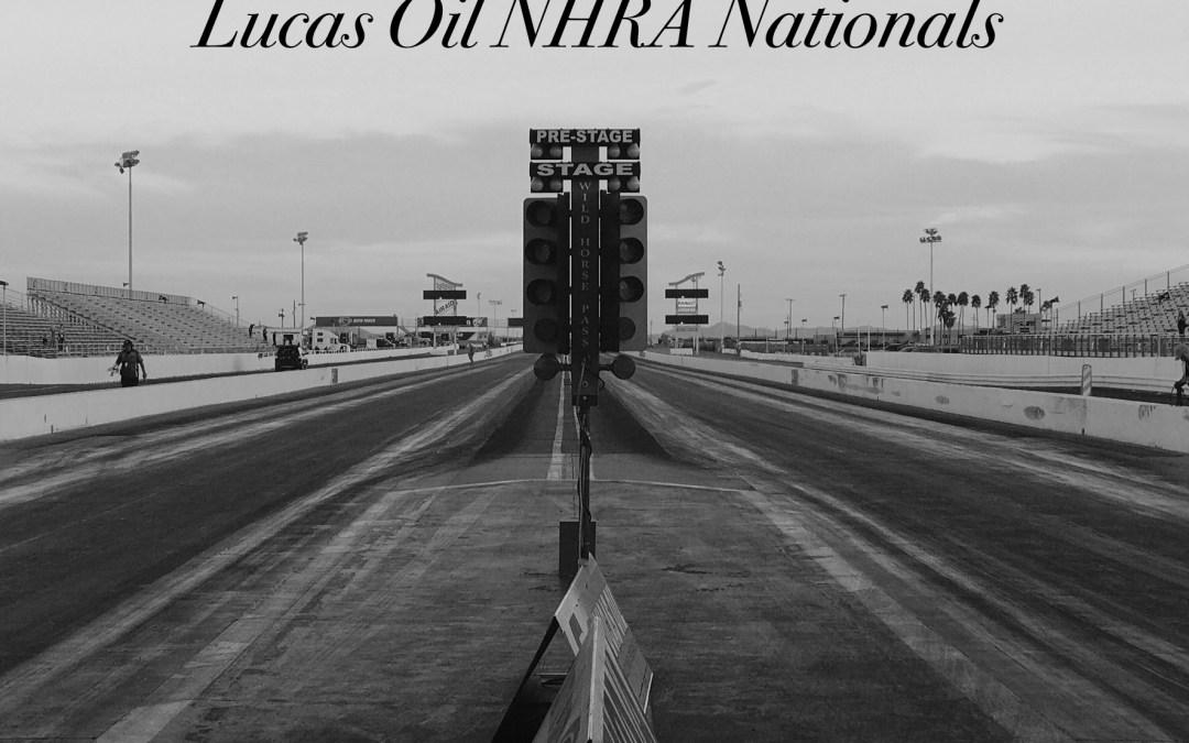 Lucas Oil NHRA Nationals Q3 & Q4