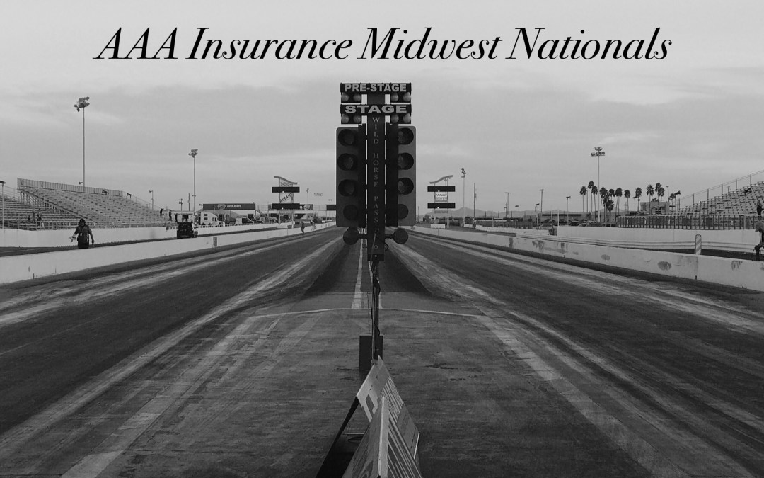 AAA Insurance NHRA Midwest Nationals Q1 & Q2