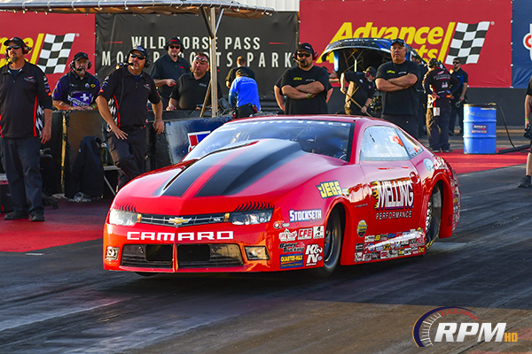 NHRA: Enders, Smith, Millican, C. Force lead after day 1 at Maple Grove