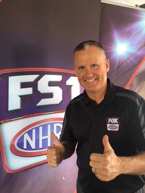 """""""Getting Off Track""""–Spending Time With Dave Rieff From Fox 1 Sports!"""