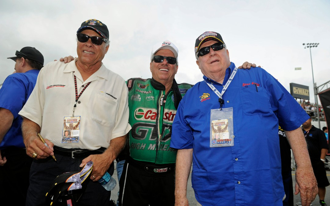John Force reacts to loss of The Mongoose