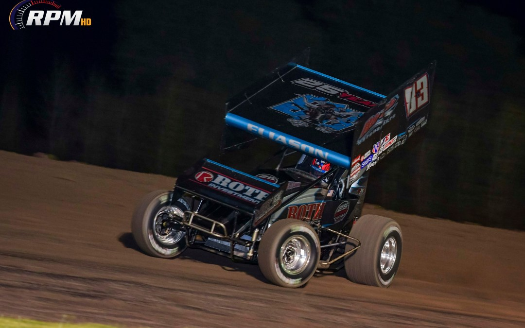 WoO: Eliason holds off Schatz, wins