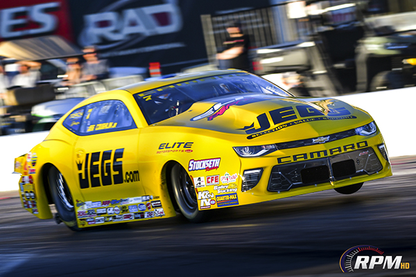 Coughlin beats Anderson for NHRA Pro Stock win