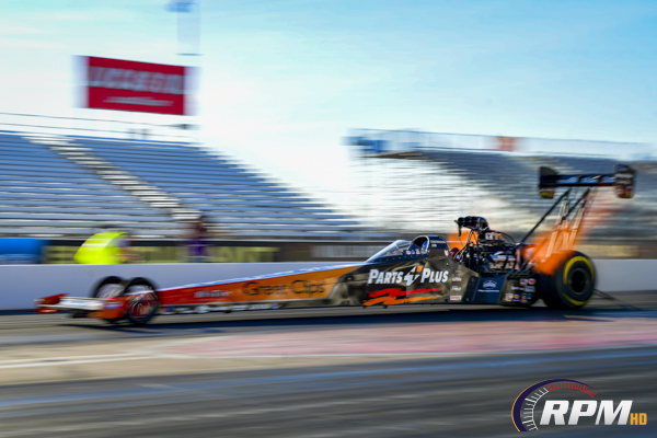 Fields set for NHRA Fallnationals