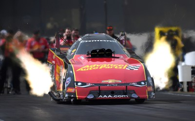 Funny Car star Courtney Force leaves drag racing