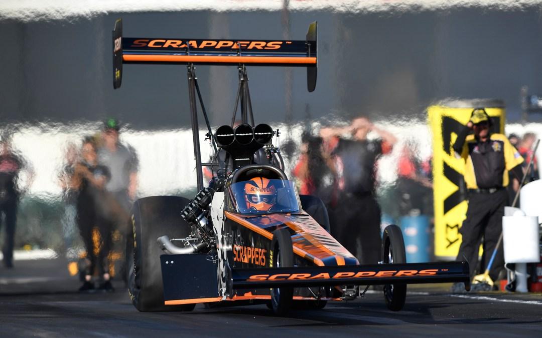 Husen joins Scrappers Racing in 2019