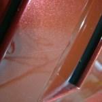 プジョー407クーペ ガラスコーティング