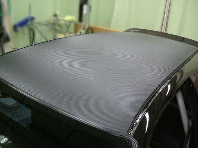 カーラッピング 車 3M ルーフ