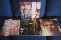 A selection of deluxe Rykodisc reissues. All came with clear vinyl, gatefold covers, and bonus tracks