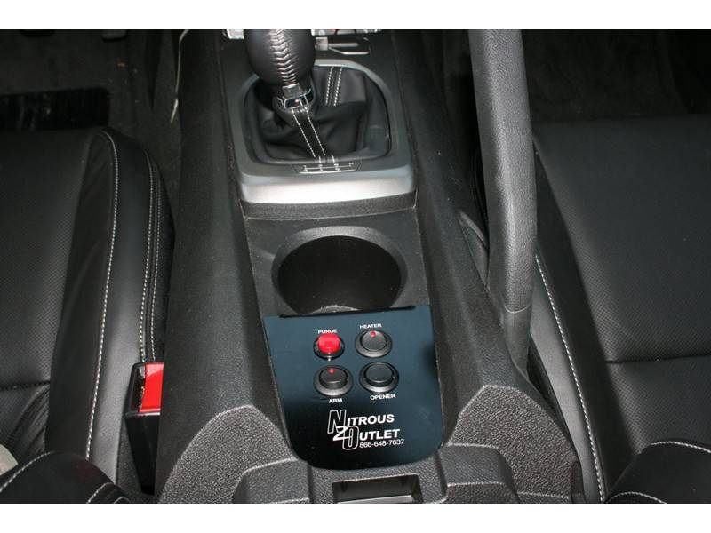 Nitrous Outlet 2010 Camaro Cup Holder Switch Panel