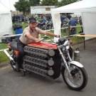 Sepeda Motor Dengan Jumlah Silinder Terbanyak