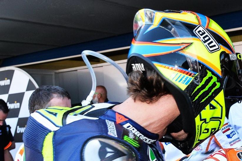 Fungsi Punuk di Wearpack MotoGP