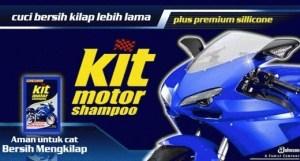 KINCLONG - MOTOR SHAMPOO