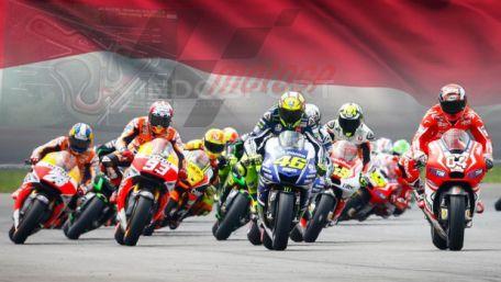 Indonesia Batal Gelar MotoGP