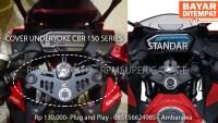Cover Stang Underyoke Honda CBR 150