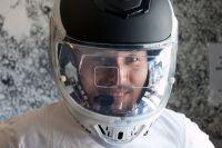 Helm Berteknologi ala Iron Man 1