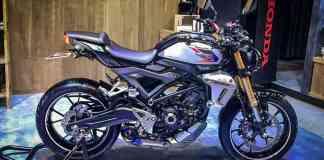 Honda CB150R Thailand
