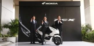 Potensi Pasar Honda PCX 150 Lokal