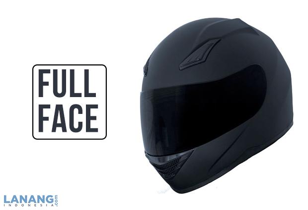 Helm Full Face Lokal Keren