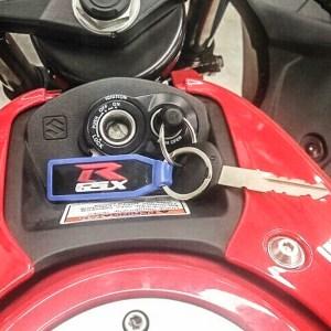 Suzuki GSX R150 Tanpa Keyless