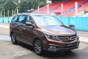Daftar Harga Wuling Cortez di Semarang
