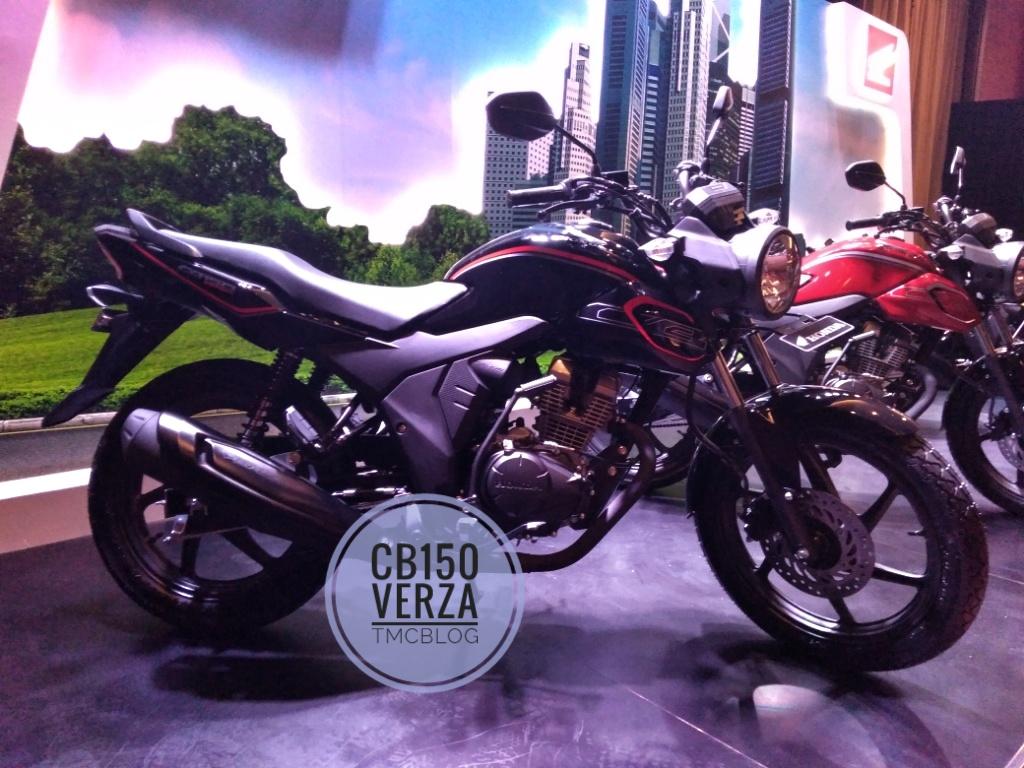 Spesifikasi dan Harga Honda CB150 Verza