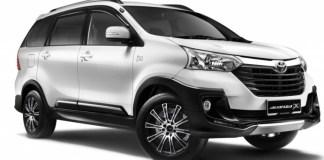 Toyota Avanza X, Avanza Versi Cross Over