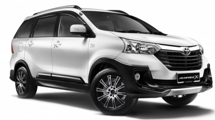 Toyota Avanza X, Avanza Versi Cross Over