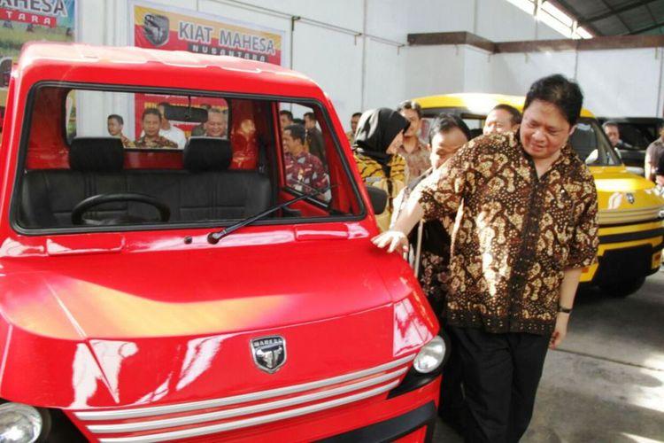 Mobil Nasional Siap Meluncur Akhir Tahun