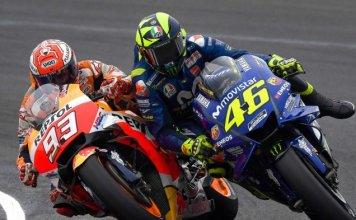 MotoGP Le Mans 2018, Marquez Juara