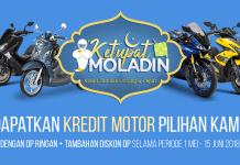 Promo Potongan DP dari Moladin Edisi Ramadhan