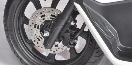 Pengereman Honda PCX 150 Versi ABS