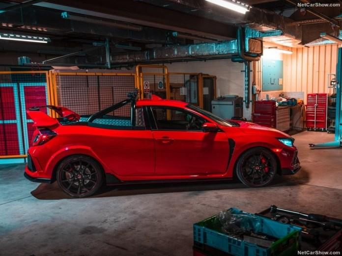 Honda Civic Type R Versi Pick Up