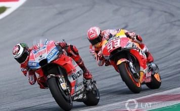 Kedigdayaan Ducati dan Kehebatan Marquez