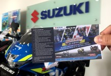 Suzuki Ready to MotoGP 2018