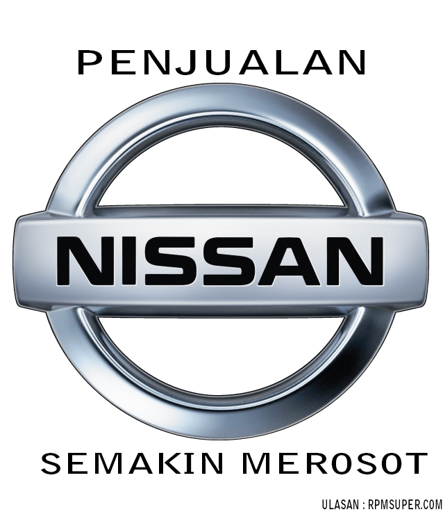 Penjualan Nissan Semakin Merosot