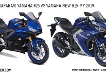 Perbedaan Yamaha R25 Lama Vs New R25