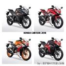 Ubahan Honda CBR150R K45N