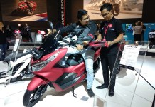 Ratusan Motor Honda Terjual di IMOS 2018